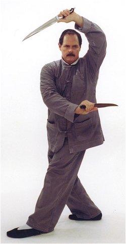 Jiulong Twin Knife.