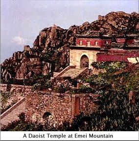 daoist taoist temple